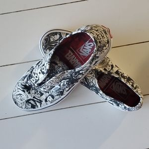 Vans Shoes - EUC Marvel Vans